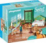 Playmobil 9476 Lucky hálószobája