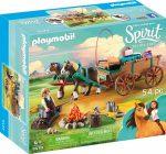 Playmobil 9477 Jim atya kocsval
