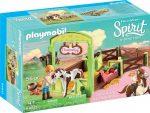 Playmobil 9480 Abigél és Bumeráng