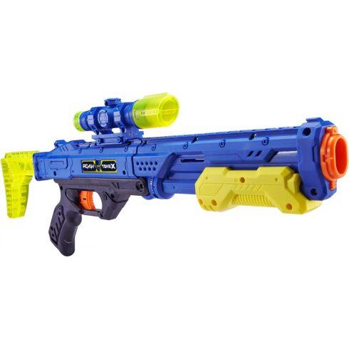 ZURU X-Shot  Ninja Quick-Scope teleszkópos szivacslövő fegyver 36318