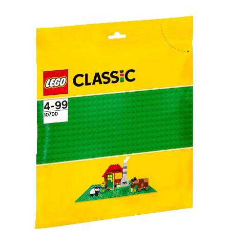10700 LEGO(R) Classic Zöld alaplap