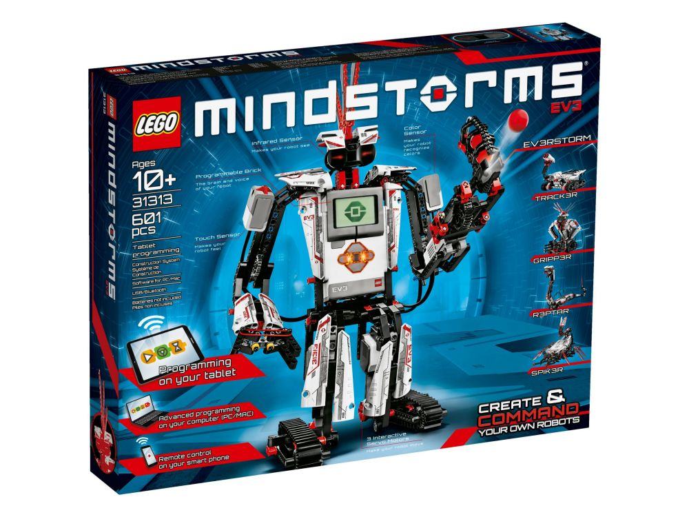 31313 LEGO(R) MINDSTORMS(R) LEGO(R) MINDSTORMS(R) EV3
